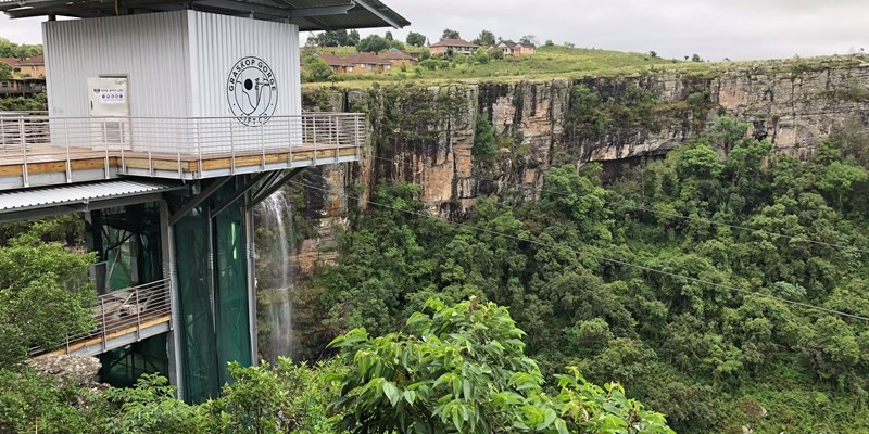 Image Source: Tourism Update - Gorge Lift Graskop