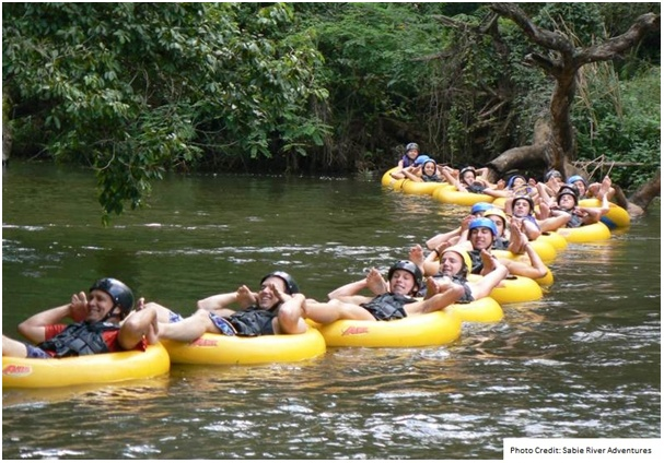 Adrenaline Tubing Graskop area with Sabie River Adventures